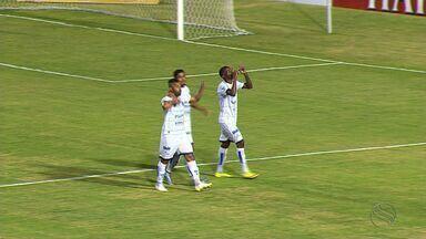Confiança vence Juazeirense pela Copa do Nordeste - Confiança vence Juazeirense pela Copa do Nordeste