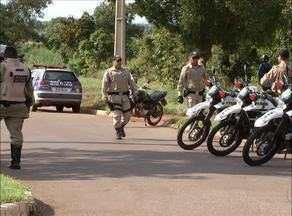 Polícia inicia patrulhamento reforçado durante nas ruas da capital - Polícia inicia patrulhamento reforçado durante nas ruas da capital