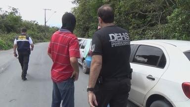 Polícia faz reconstituição de crime de militante no AM - Crime ocorreu em Manaus em fevereiro.