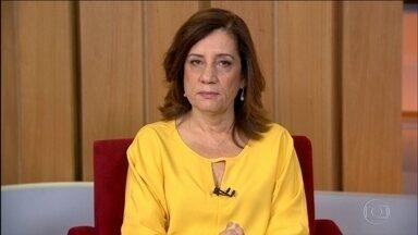 Miriam Leitão comenta possível desligamento do PMDB do Governo - Miriam Leitão fala sobre a soma de fatores que levou o governo a uma posição de isolamento.