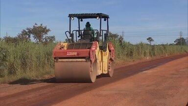 Obras de troca do asfalto na DF-001 começam - O DFTV mostra uma vitória dos moradores do Lago Oeste. Depois de anos, finalmente as obras de troca de asfalto da DF-001, começaram.