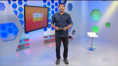 Veja a edição na íntegra do Globo Esporte Paraná de terça-feira, 29/03/2016 - Veja a edição na íntegra do Globo Esporte Paraná de terça-feira, 29/03/2016