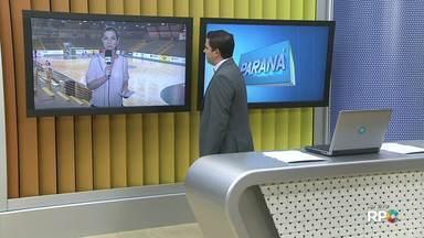 Foz e Marreco se enfrentam pela chave ouro do paranaense de futsal. - Jogo ocorre em Foz no ginásio Costa Cavalcante.