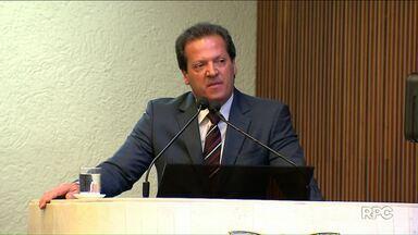 Gaeco cumpre mandado de busca e apreensão em casa de deputado estadual - Gilberto Ribeiro (PRB) é investigado por suspeita de ficar com parte dos salários de funcionários do gabinete