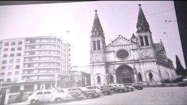 Curitiba completa 323 anos nesta terça-feira - Para celebrar, a Câmara Municipal exibe imagens das mudanças na cidade através dos anos.