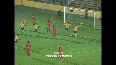 Inter de Santa Maria perde terceira partida seguida na Divisão de Acesso - A partida foi em Pelotas. O Inter-SM ocupa a penúltima posição na tabela do grupo com nenhum ponto.