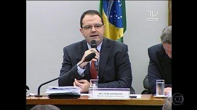 Comissão do impeachment ouve a defesa da presidente Dilma - A comissão especial do impeachment na Câmara dos Deputados ouviu na quinta-feira (31) a defesa do governo frente às acusações do pedido de afastamento da presidente por crime de responsabilidade.