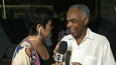 Gilberto Gil fala sobre a turnê 'Dois amigos, um século de música' - Show faz parte da programação do aniversário de Salvador e acontece neste sábado (2) no Farol da Barra; veja.
