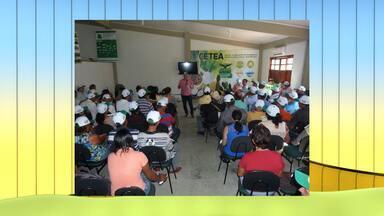 Instalação de unidade de torrefação de café beneficia pequenos agricultores do sudoeste - Cerca de 151 famílias de Barra do Choça estão trabalhando sem intermédio de atravessadores.