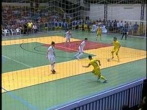 Mesmo em casa, time de futsal de Dracena perde para Orlândia - Partida foi disputada na noite desta sexta-feira (8).