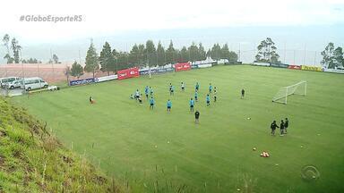 Grêmio enfrenta a LDU e a altitude na quarta-feira (13) em Quito no Equador - Jogadores terão sábado de treino para se preparar para a partida pela Libertadores.