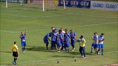 Os gols de Piauí 2 x 1 Parnahyba pela quarta rodada do Campeonato Piauiense - Os gols de Piauí 2 x 1 Parnahyba pela quarta rodada do Campeonato Piauiense