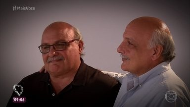 Nunca esqueci: conheça a história dos irmãos Roberto e Eduardo - No quadro, o professor de química Roberto torna público um agradecimento à ajuda que recebeu do irmão durante período difícil de sua vida