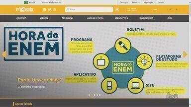 Ministério da Educação divulga datas das provas do Enem 2016 - O próprio ministério lançou uma espécie de cursinho virtual para treineiros e concorrentes. As provas acontecem nos dias 5 e 6 de novembro.