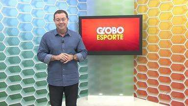 Confira o Globo Esporte-AL desta sexta (15/04) na íntegra - Preparativos para o classico entre CSA e CRB.