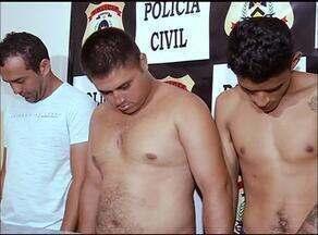 Polícia Civil realiza operação contra a criminalidade em Gurupi - Polícia Civil realiza operação contra a criminalidade em Gurupi