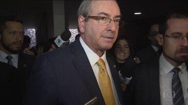 Empresário diz que pagou propina a Cunha em 36 parcelas - Empresário diz que pagou propina a Cunha em 36 parcelas. Dinheiro seria referente às obras do Porto Maravilha do Rio.