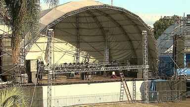 Começa a AbrilFest em Piraí do Sul - Feira comemora os 70 anos do município.