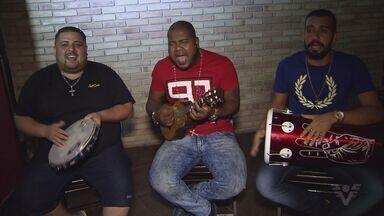 Grupo de pagode lança DVD em Santos, SP - Grupo 'Trio de Ferro' está lançando o seu primeiro DVD. A apresentação da banda será nesta quarta-feira (20), às 23h. O endereço é Rua José Ricardo, nº 27, no Centro Histórico.