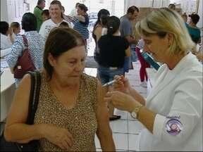 23 mil pessoas já foram imunizadas contra gripe em Passo Fundo, RS - Vacinação segue em 28 unidades de saúde do município