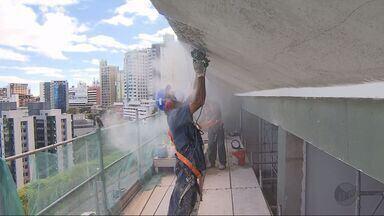 Campanha alerta trabalhadores sobre a importância do uso de equipamentos de segurança - Campanha alerta trabalhadores sobre a importância do uso de equipamentos de segurança