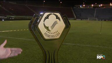 Atlético-PR e Fluminense decidem a Copa da Primeira Liga - O jogo é em Juiz de Fora, Minas Gerais, e vai dar o título da primeira edição deste campeonato.