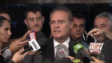 Presidente do STF envia ao Senado roteiro do processo de impeachment - Raimundo Lira (PMDB) foi o indicado do partido para presidir comissão. Para relator, oposição indicou o senador Antônio Anastasia (PSDB).