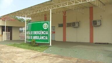 HE de Macapá recebe duas pessoas vítimas de escalpelamento - HE de Macapá recebe duas pessoas vítimas de escalpelamento