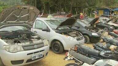 Leilão de carros tem veículos com preços variados em Poços de Caldas (MG) - Leilão de carros tem veículos com preços variados em Poços de Caldas (MG)