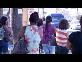 Funcionários de empresa de ônibus param 100% da frota em Campos, no RJ - Greve dos rodoviária já dura 22 dias.