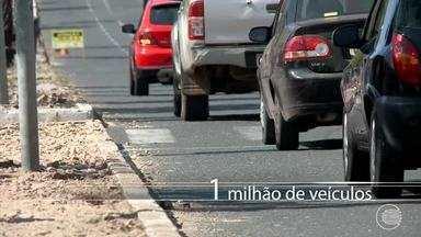 Quase a metade de toda a frota de veículos do Piauí está com documentação irregular - Quase a metade de toda a frota de veículos do Piauí está com documentação irregular