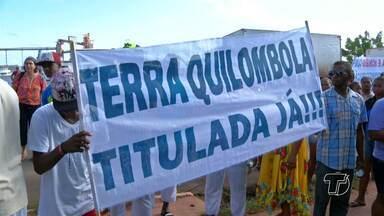 Quilombolas de Oriximiná fazem passeata e cobram agilidade na titulação de terras - Uma decisão judicial de 2015 determinou o prazo de dois anos para que o processo fosse concluído, mas um impasse entre o ICMBio e o Incra tem causado transtornos para as famílias da região.