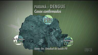 Veja as regiões de Curitiba onde têm mais focos no mosquito Aedes Aegypti - As regiões do Boa Vista, Portão, Boqueirão, Cajuru e Centro são as que concentraram o maior número de casos neste ano.