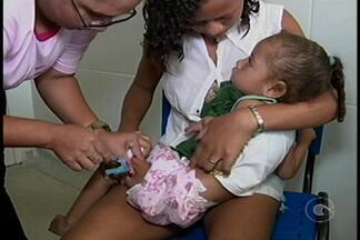 Procura pela vacina contra a influenza é alta em Salgueiro - Ela protege contra os subtipos dos vírus da gripe, entre eles, H1N1