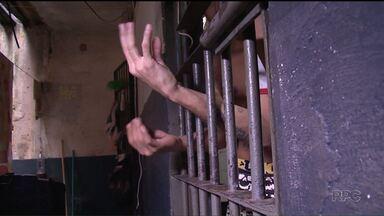 Milhares de presos esperam julgamento nas cadeias paranaenses - É o que apontam dados do Depen