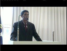 Geremias Brito é empossado vereador em Governador Valadares - Geremias é o segundo suplente a tomar posse por meio de decisão judicial.
