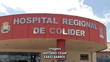 Em Colíder, UTI neonatal de hospital está fechada - Em Colíder, UTI neonatal de hospital está fechada