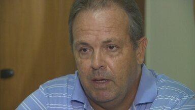 Técnico Heriberto da Cunha fala sobre dispensa do Nacional - treinador teve 12 jogos à frente do elenco até ser demitido na última semana