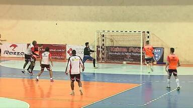 AFP e Caramuru se enfrentam, hoje, em Ponta Grossa - Jogo é no ginásio Oscar Pereira.