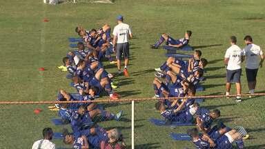 O Bahia aposta na volta de jogadores importantes para vencer em jogo contra o Vitória - Partida acontece no estádio do Barradão, neste domingo (01).