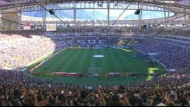 Vasco e Botafogo começam a decisão o Campeonato Carioca neste domingo (1º) - Os dois times se enfrentam pelo primeiro jogo da final do campeonato estadual, no Maracanã.