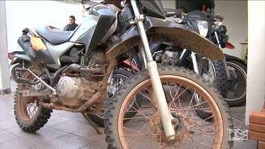 Operação apreende motos clonadas em Bom Jardim - Operação apreende motos clonadas em Bom Jardim.