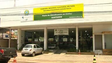 Cartório Eleitoral de Santarém faz plantão no domingo para cadastro biométrico - Horário de atendimento será de 8h as 15h.