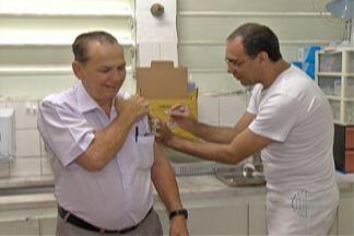 """Cidades do Alto Tietê participam do """"Dia D"""" de vacinação contra a gripe - Cerca de 90 postos em todo o Alto Tietê participaram da campanha."""