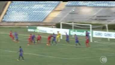 River-PI vence Piauí por 3 a 0 no Campeonato Piauiense - River-PI vence Piauí por 3 a 0 no Campeonato Piauiense
