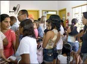 Unidades de norte a sul do Tocantins ficam lotadas no dia D da vacinação contra a gripe - Unidades de norte a sul do Tocantins ficam lotadas no dia D da vacinação contra a gripe