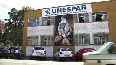 Unespar encara desafios de ser a mais nova universidade do Paraná - Unespar encara desafios por ser a universidade mais nova do Paraná.