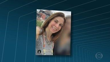 Bandidos assaltaram a filha do governador em exercício Francisco Dornelles - Luciana Dornelles estava com os amigos no Leblon quando os bandidos chegaram de carro e armados