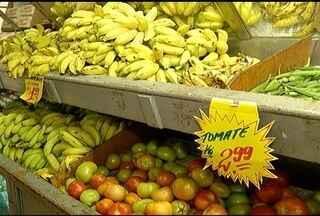 Abril foi até agora, o mês com a menor inflação do ano em Montes Claros - Mas ainda assim, os preços estão lá nas alturas, principalmente dos alimentos.