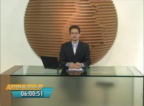 Confira os destaques do Bom dia Tocantins desta terça-feira (10) - Confira os destaques do Bom dia Tocantins desta terça-feira (10)